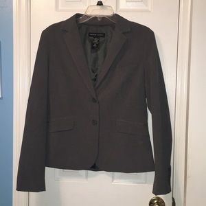 New York & Company Gray Blazer